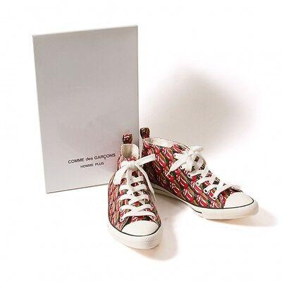 COMME des GARCONS HOMME PLUS Lip & tongue sneakers Size US 8(K-41502)
