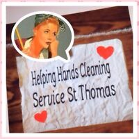 Helping Hands Cleaning Service..StThomas  area