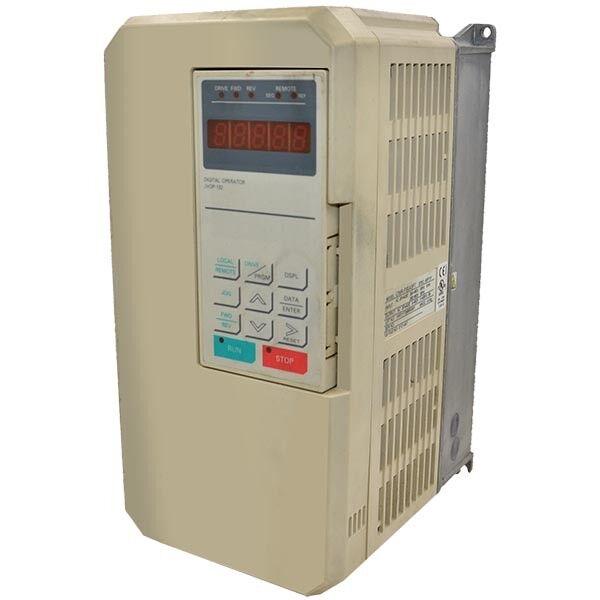 CIMR-PSU43P7 Yaskawa 9.6A 380/460VAC 5HP VS-616PS5 for PowerTec Motor  --SA