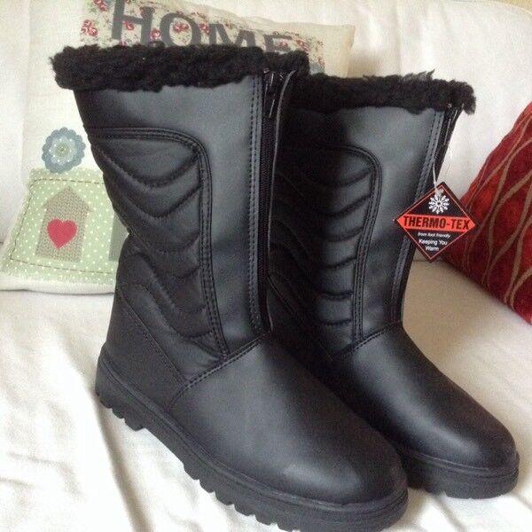Ladies boots 6 £20.00 o.n.o