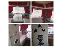 Eriba touring caravan for sale