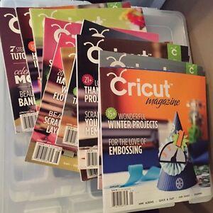 Cricut Magazines