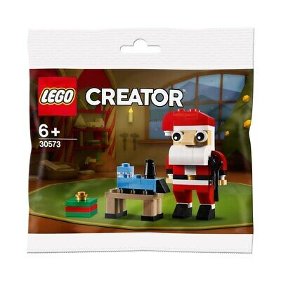 Lego 30573 Creator Santa Clause 67 PCs Christmas Sealed & New
