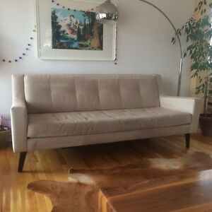 Eq3 couch 1.5 years old excellent shape