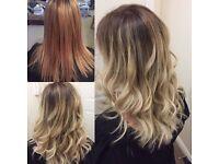 Mobile hairdresser hair stylist