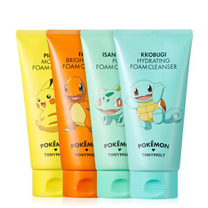 TONYMOLY-Pokemon-Foam-Cleanser-150ml