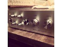 Vintage Pioneer Amplifier