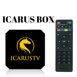 Icarus FreeTV-TV BOX with all remote, keyboard CHEAP! ONLY $67