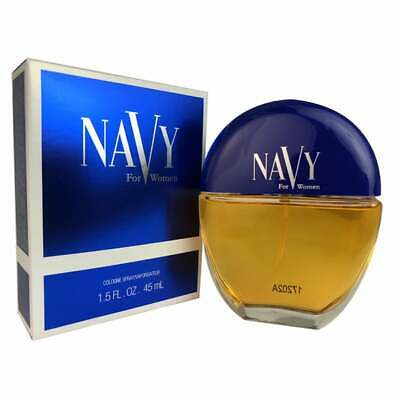 Navy Cologne Spray (Navy For Women By Dana-Cologne Spray - 1.5 fl oz/45ml - Brand New In Box Sealed)