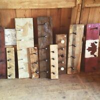 Barn Board Coat Rack