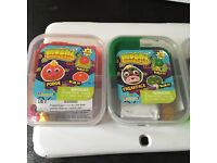 6 Moshi monsters putty
