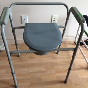PORTABLE COMMODE (Medical Assistance)