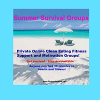 Summer Survival Fitness Group