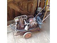 Vintage compresser