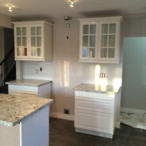 Kitchens bathrooms basement  renovations