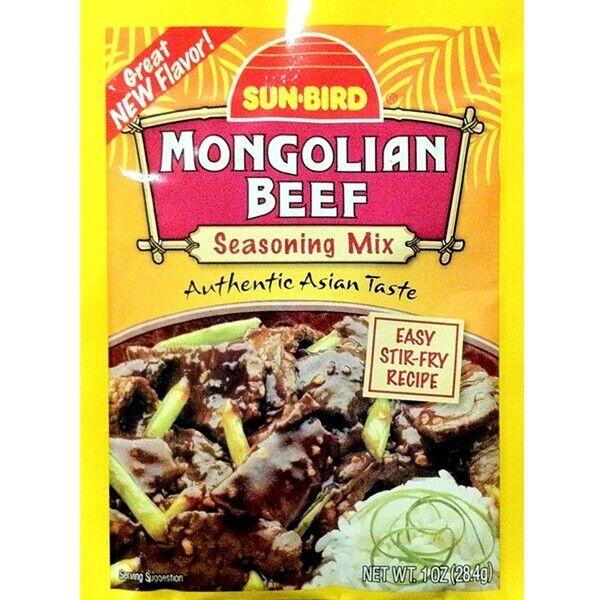 SunBird Mongolian Beef