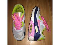 Nike air max size 5 £6