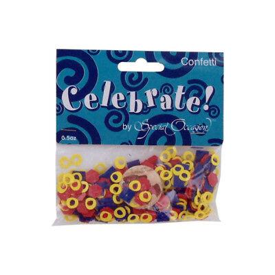 Set of 24 Bulk Lot Printed Confetti](Bulk Confetti)