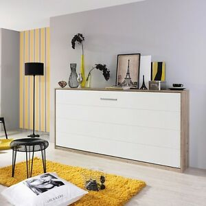 schrankbett klappbett m bel ebay. Black Bedroom Furniture Sets. Home Design Ideas