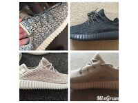 Yeezy Boost 350 - SIZES - 4 COLOURS