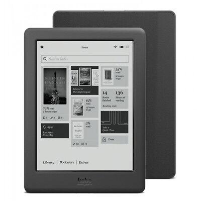 6 inch Kobo Touch 2.0 E-ink Peal Screen / 4GB / WiFi eBook Reader (N587)