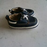 Baby Boy Deck Shoes 0-3 months