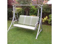 Garden swing free