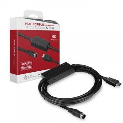 Cable HDMI para Sega Megadrive 1/2 720P Hyperkin conversor nuevo
