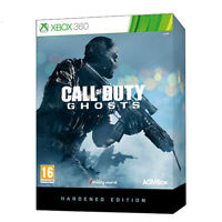 call of duty ghosts hardened edition un opened