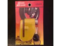 Motorbike brake disk lock disc lock