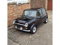 Classic Mini Jet black edition 998cc