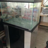 50 gallon oceanic fish tank aquarium