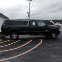 Diesel F250 4x4 with only 145,000kms