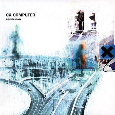 Radiohead - OK Computer - 2 x 180gram Vinyl LP  *SEALED*