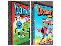 Dandy annuals 60s 70s 80s