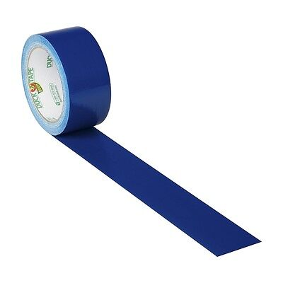 Blue Duct Tape (Deep Blue Ocean Duck brand Duct Tape 1.88 inch x 20)