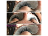 Affordable individual eyelash extensions