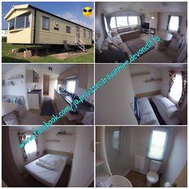 Haven Devon Cliffs Private Family 8 Berth Caravan to hire (SAVE £££s)