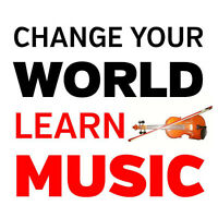 Change Your World - Learn Music!