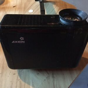 """70"""" axion projector with 75"""" axion screen"""