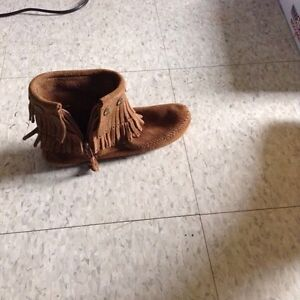 Brand new brown moccasins, size 5.5 Cambridge Kitchener Area image 10