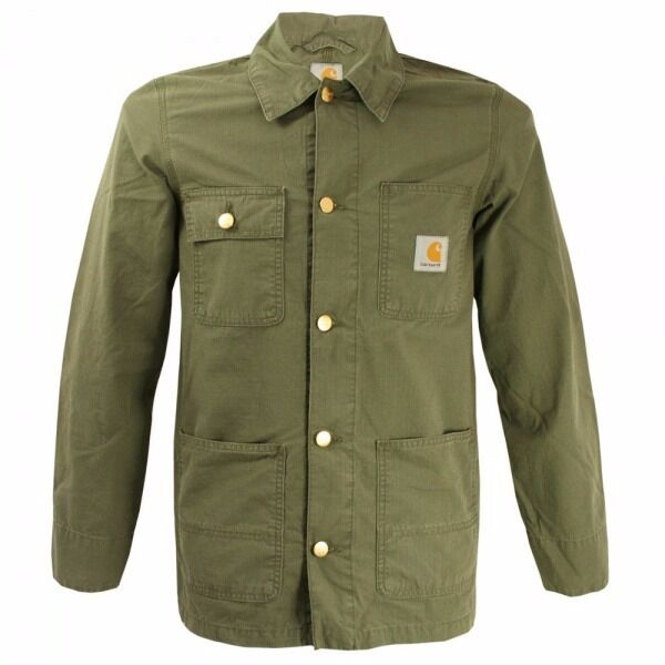 new carhartt digger khaki green chore worker jacket s in hanwell london gumtree. Black Bedroom Furniture Sets. Home Design Ideas