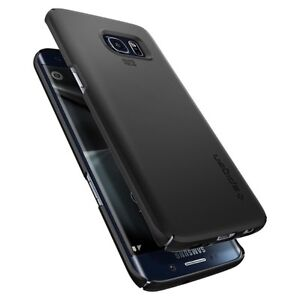 FS: Galaxy S7 Edge Cases (Spigen Thin Fit + Clear View Case)