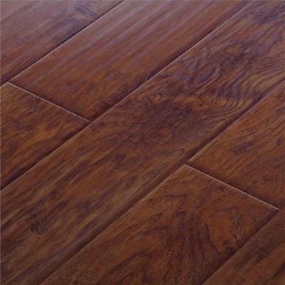 12mm Distressed Embossed Surface Laminate Floor/Flooring Ancient Oak