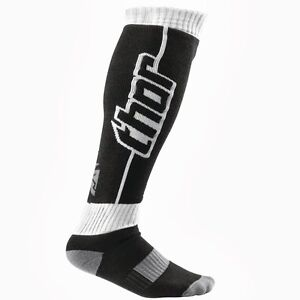 Thor Mens Long Motocross MX Socks Large (10-13) 3431-0128