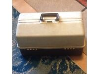 Large fishing tackle box