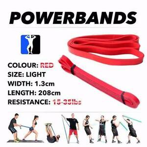 BRAND NEW Power Resistance Bands - Different Sizes **GREAT PRICE* Malaga Swan Area Preview