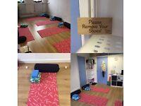 Yin Yoga classes with Panda Yoga