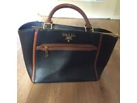 Brand new prada handbag with dustbag