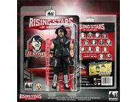 Taya Valkyrie Figures Toy Company Rising Stars of Wrestling Action Figure NIB